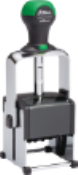 HM-6100 Custom Self-Inking Date Stamp w/ 2 Color Pad