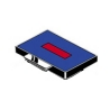 PAD-MSI/2 - Heavy Duty Blue/Red Replacement Ink Pad