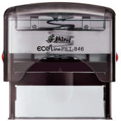 Shiny PET-846 Self-Inking Stamp