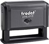 Self-Inking Large Signature Stamp