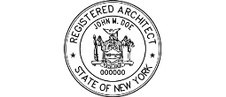 New York Registered Architect
