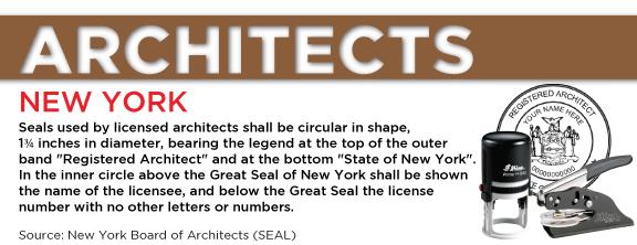 New York Registered Architect