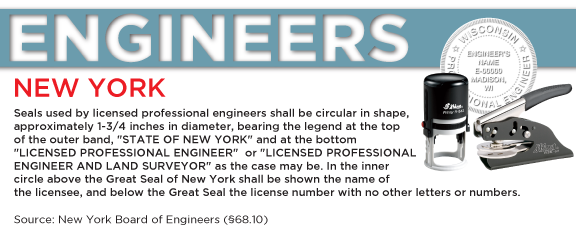 New York Professional Engineer